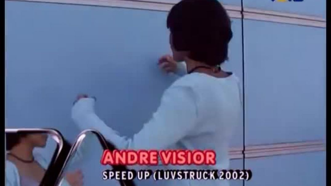 Andre Visior - Speed Up (Luvstruck 2002)