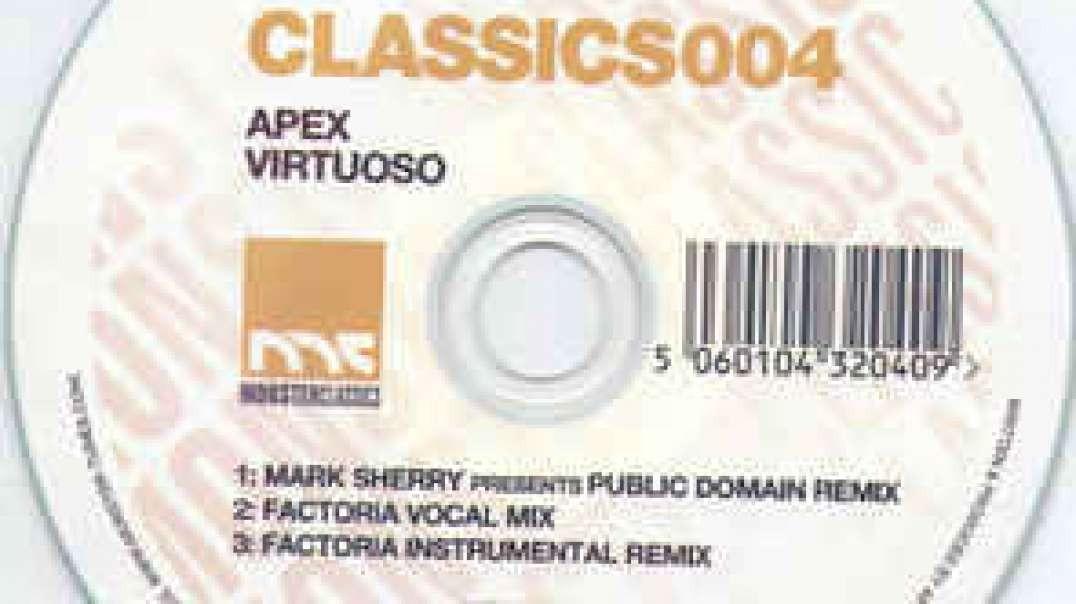 Apex - Virtuoso (Factoria Vocal Mix)