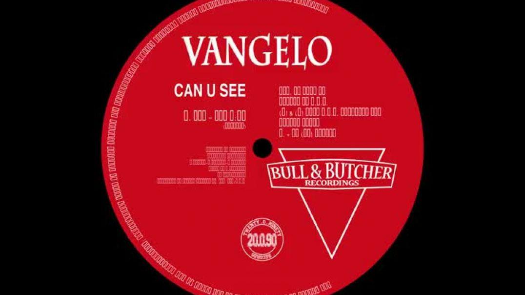 Vangelo - Can U See (St. John Power Version)