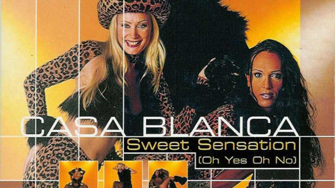 Casablanca - Sweet Sensation (Radio Edit)