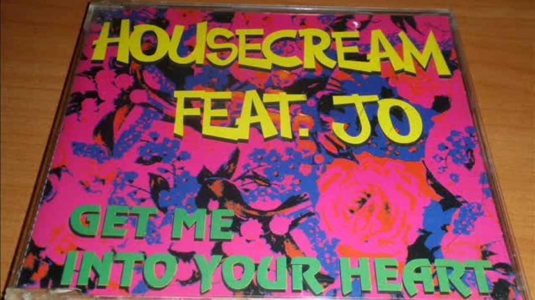 Housecream ft Jo - Get Me Into Your Heart (V.D.A. Edit)