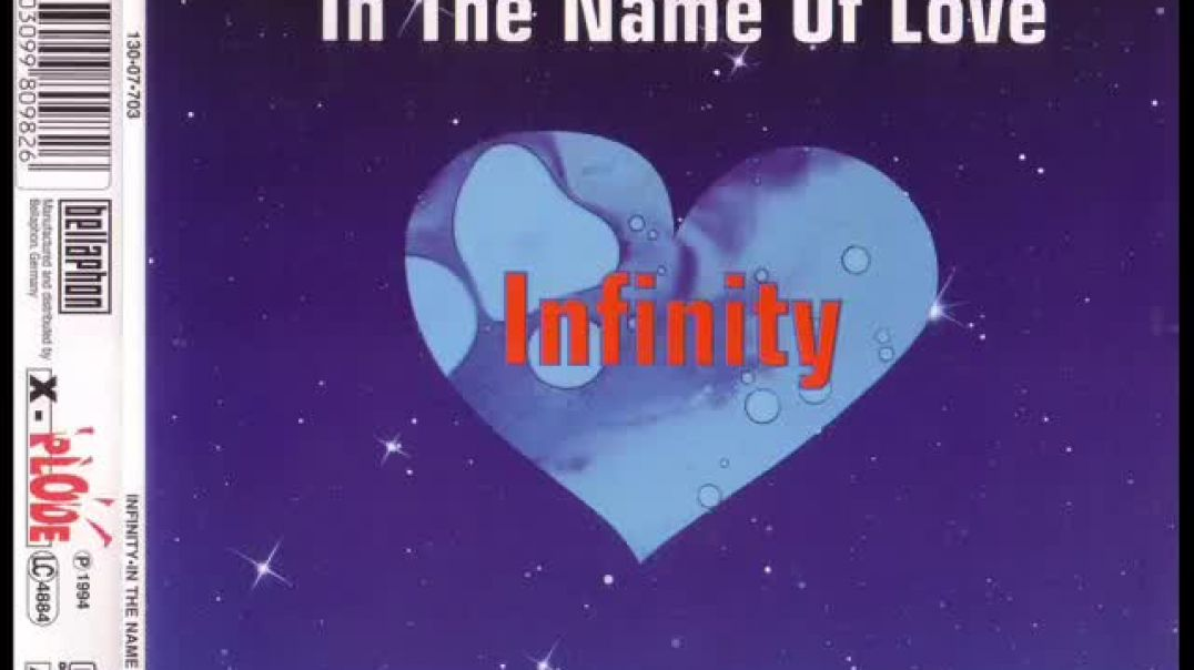 Infinity & Roxanne Price - In The Name Of Love (Extended)
