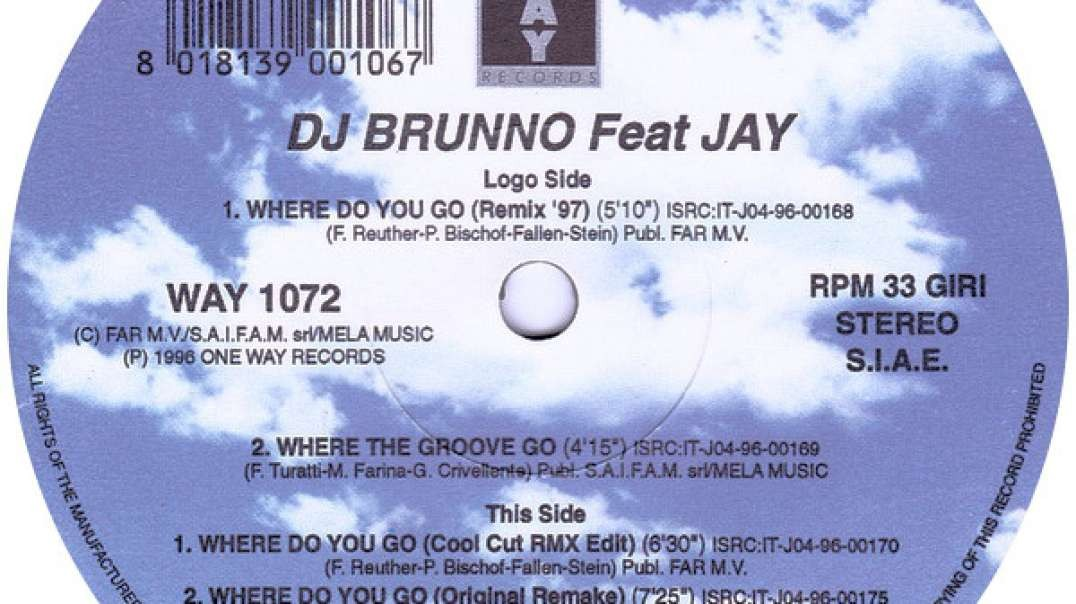 Dj Brunno ft Jay - Where do you go (Cool Cut )