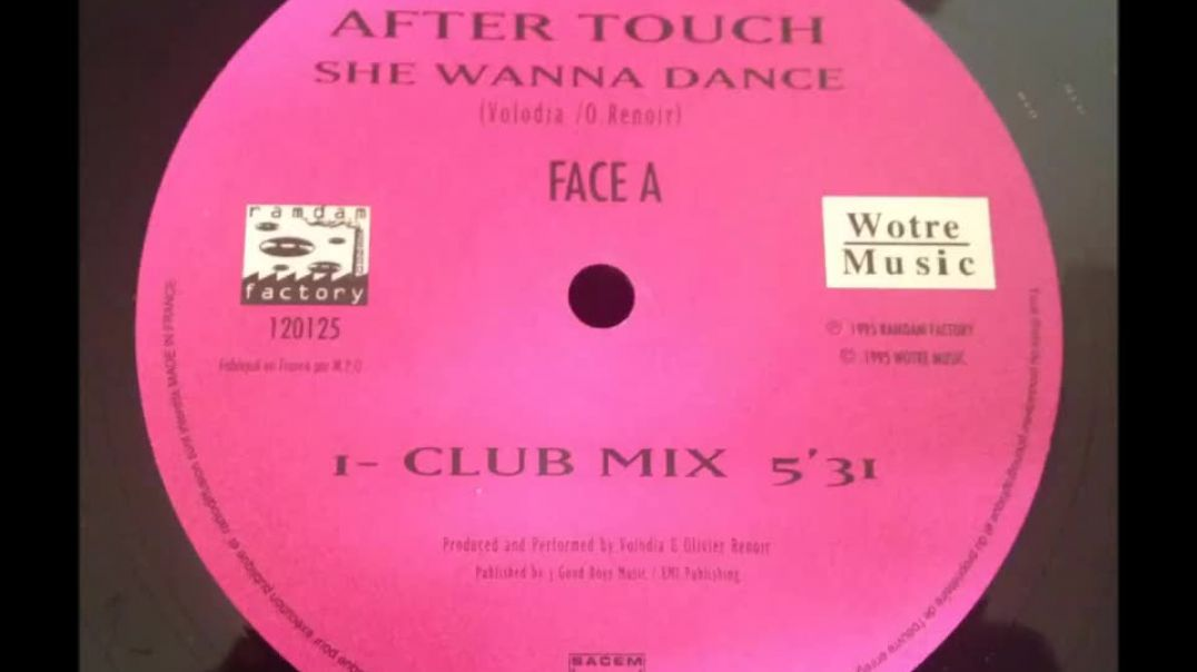 After Touch - She Wanna Dance (Club mix)