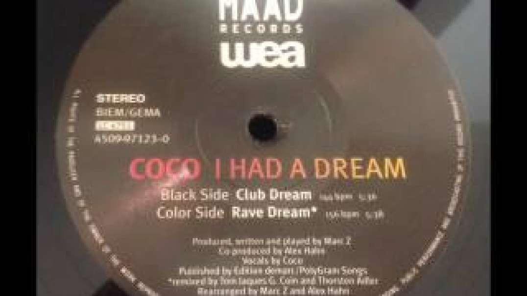Coco -I Had a Dream (Club Dream)