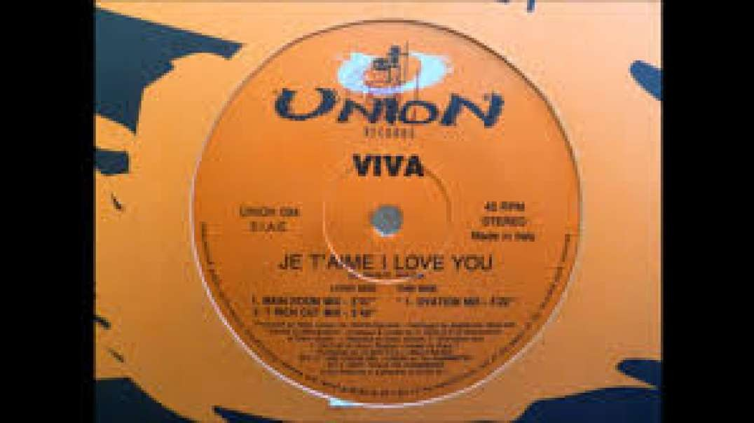 Viva - Je T'aime I Love You (7 CUT MIX)