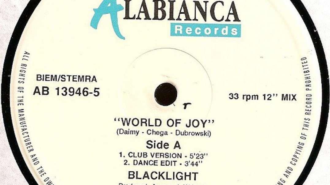 Black Light - World Of Joy (Globe Mix)