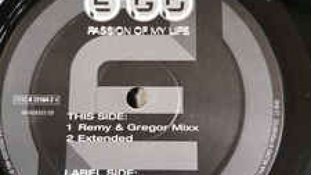E-Go - Passion Of My Life (Impulse Mixx)