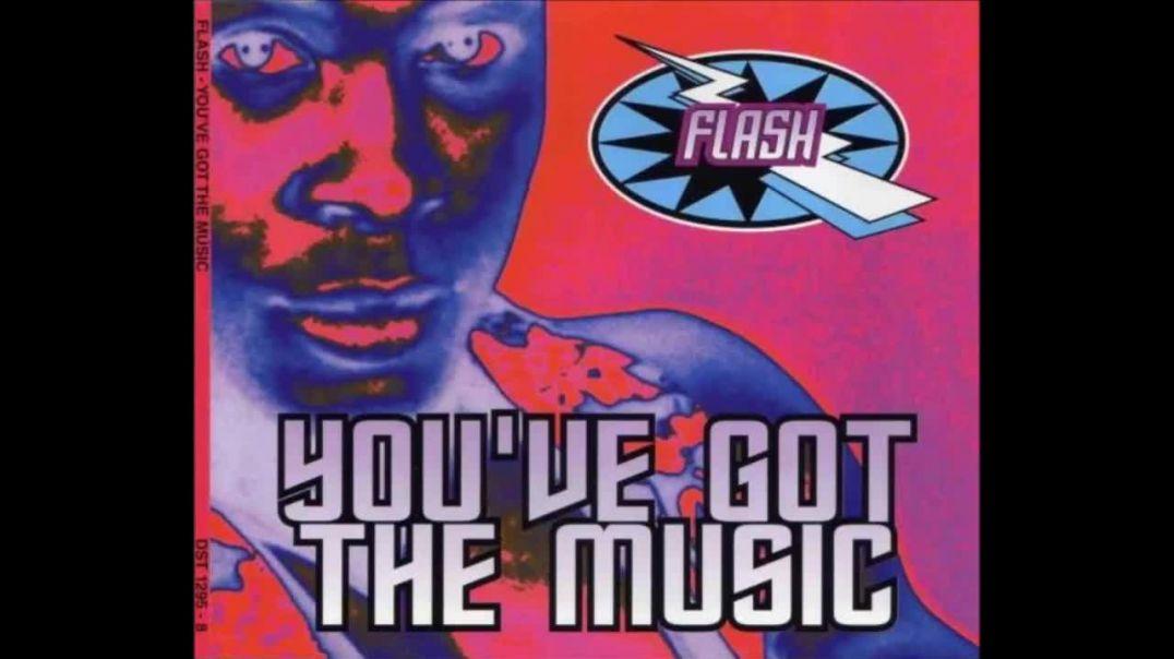 Flash - You've got the music (Dj Power mix)