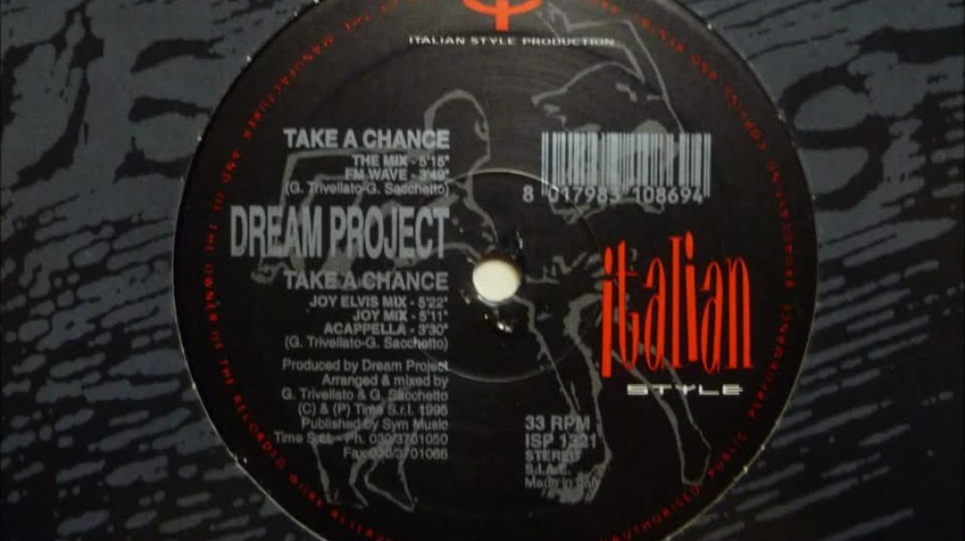 Dream Project - Take A Chance