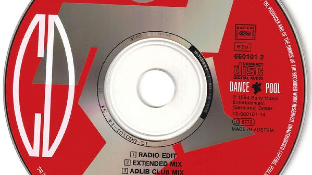 The Free - Born Crazy (Adlib Club Mix)