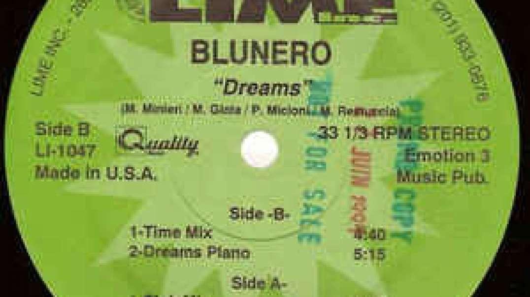 Blunero - Dreams (Time Mix)