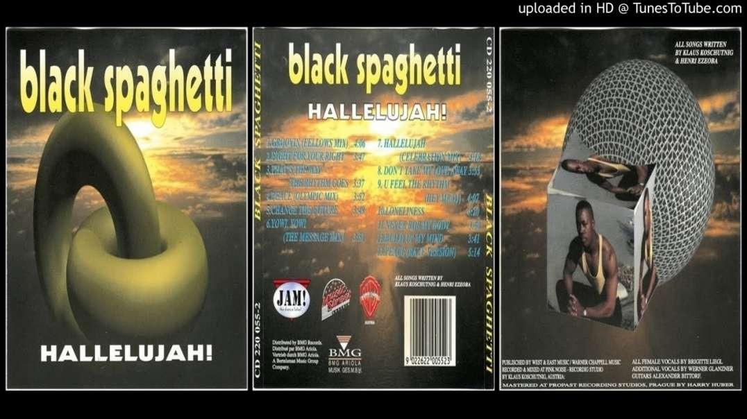 Black Spaghetti - Change the future (Extended)