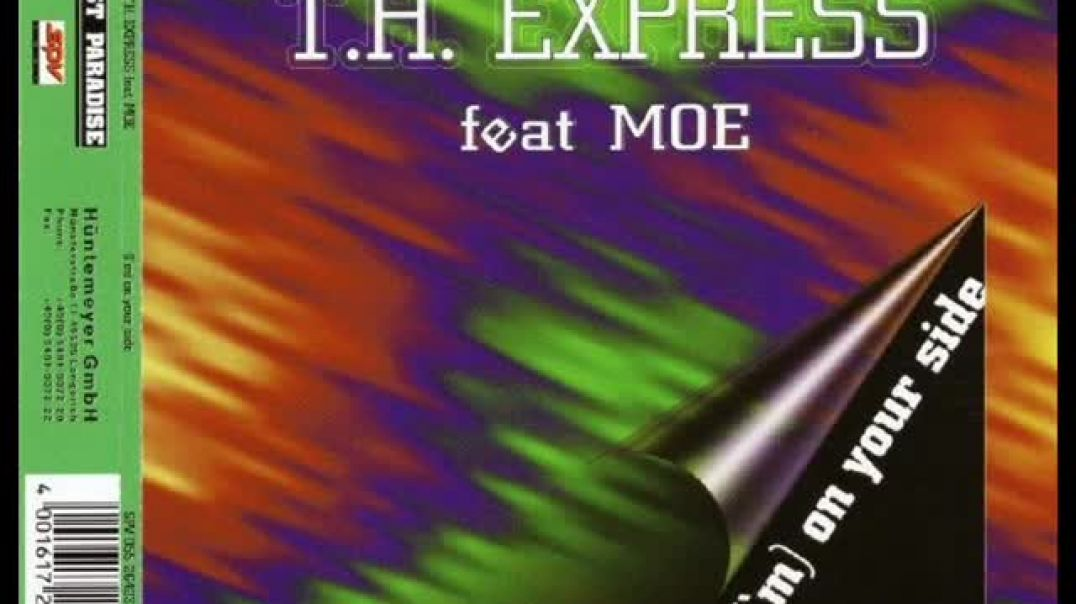 TH Express  ft Moe - I'm on your side (Bass edit)