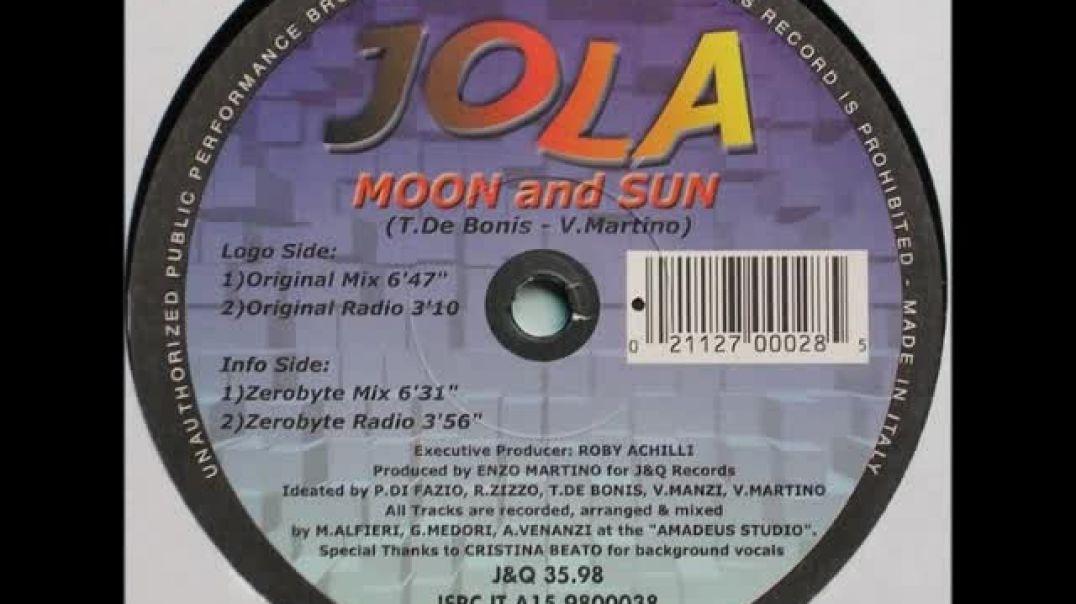 Jola - Moon and Sun (Original Mix)