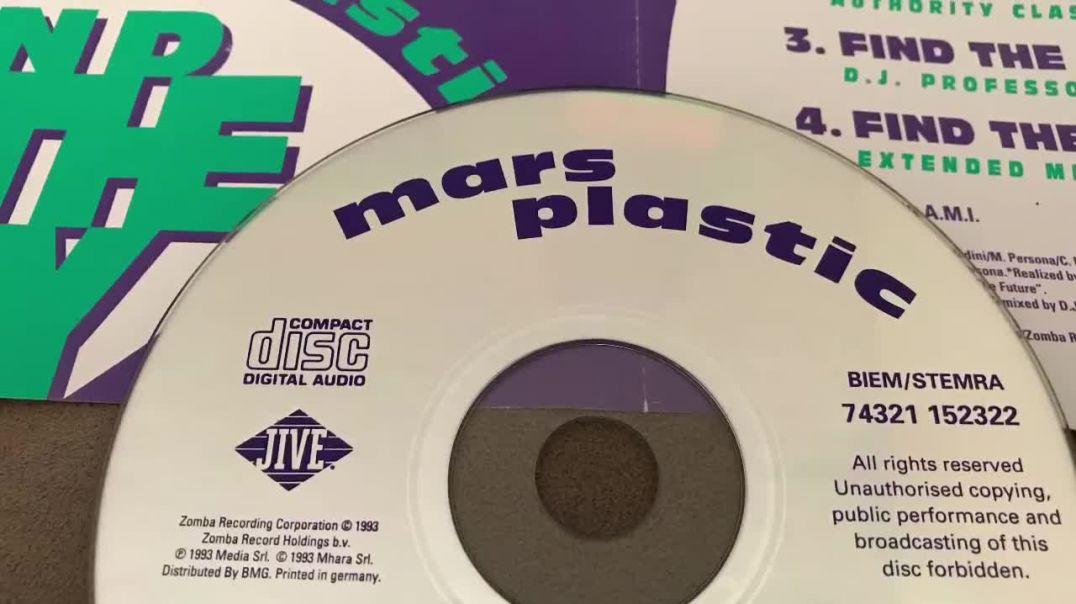 Mars Plastic - Find The Way (Autority Classic Mix Edit)