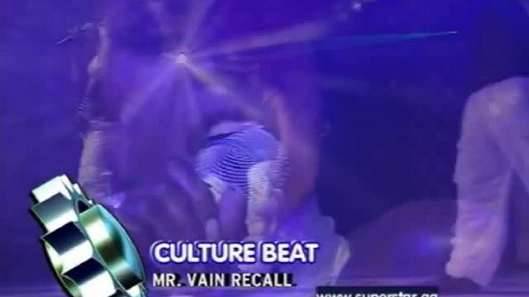 Culture Beat - Mr  Vain Recall ( viva tv )
