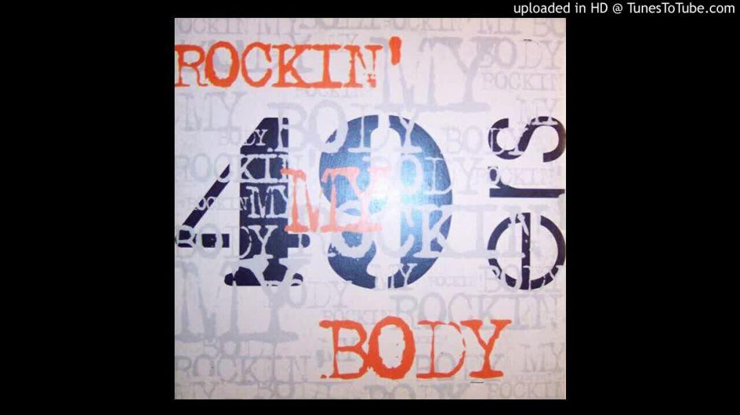 49ers ft Ann Marie Smith - Rockin' My Body (Plus Staples Mix)