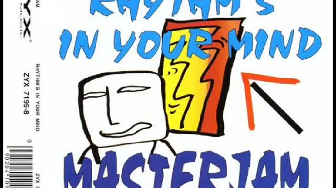 Masterjam - Rhythm's In Your Mind (Masterjam mix)