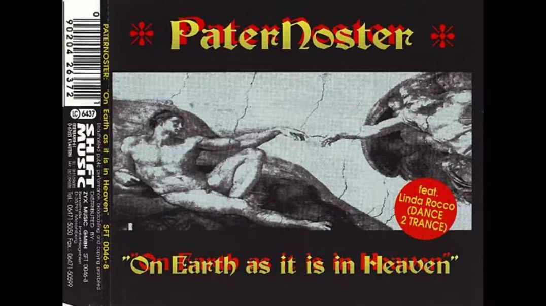 Paternoster - On Earth As It Is In Heaven (Catholic Mix)