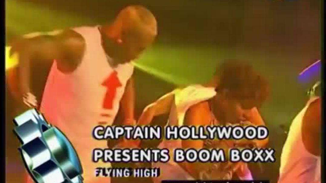 Captain Hollywood Presents Boom Boxx - Flying High ( viva tv )