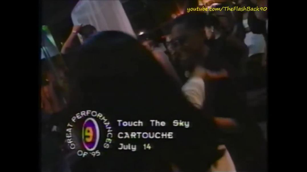 Cartouche - Touch The Sky (Live)