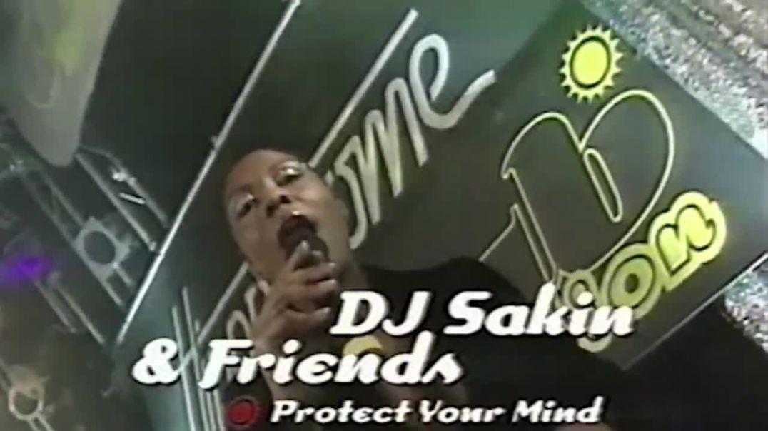 DJ Sakin & Janet Taylor - Protect Your Mind ( viva tv )