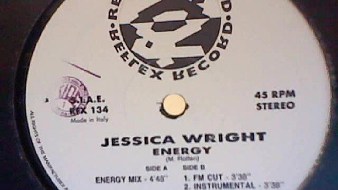 Jessica Wright - Energy- Energy (Energy Mix)