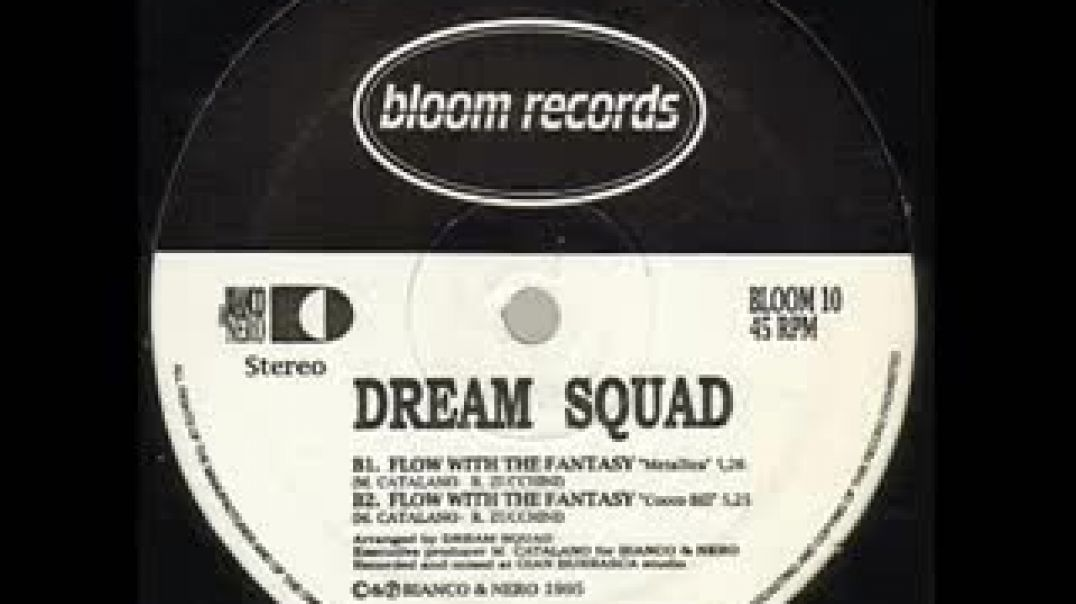 Dream Squad - Flow With The Fantasy (Metallica)