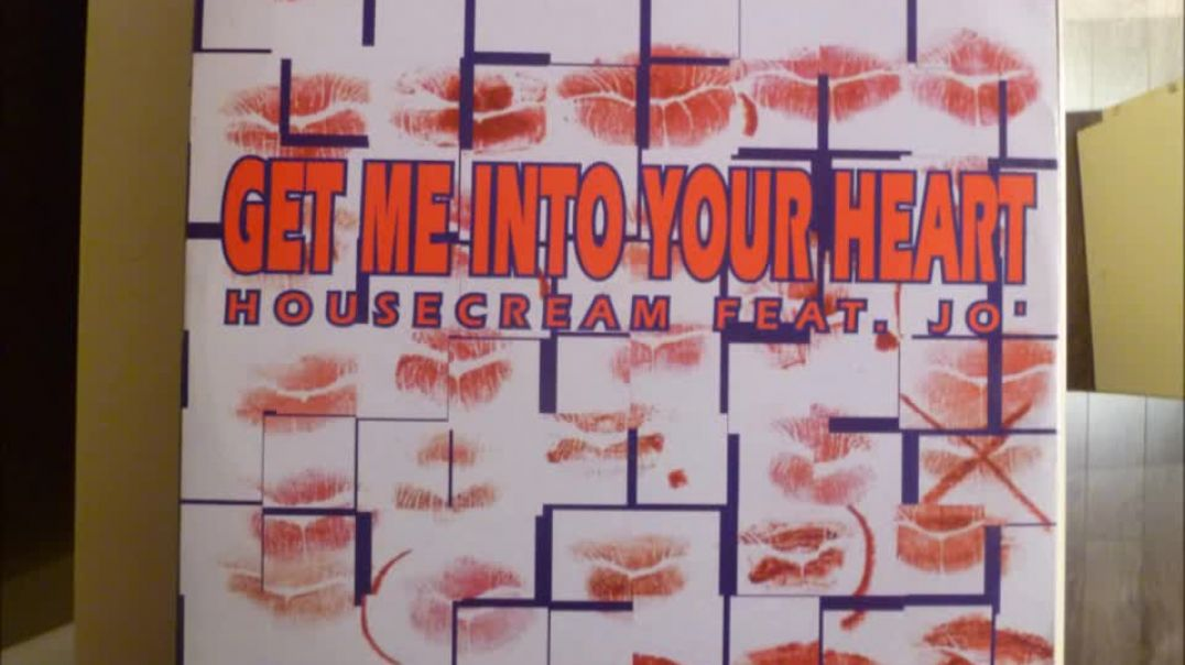 Housecream ft Jo - Get Me Into Your Heart (Club Mix)