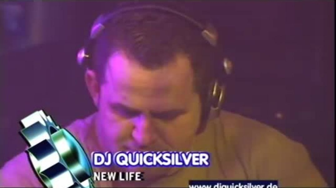 DJ Quicksilver - New Life ( viva tv )
