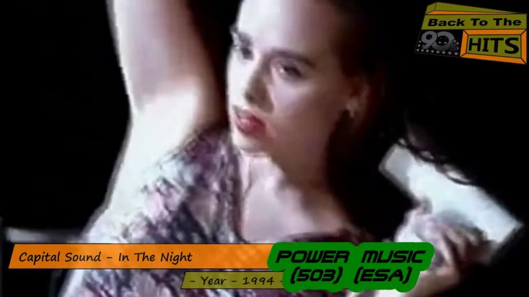 Capital Sound - In The Night