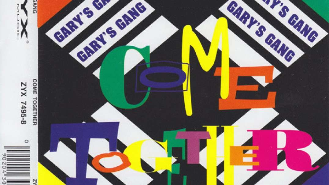 Gary's Gang - Come Together (Radio Mix)