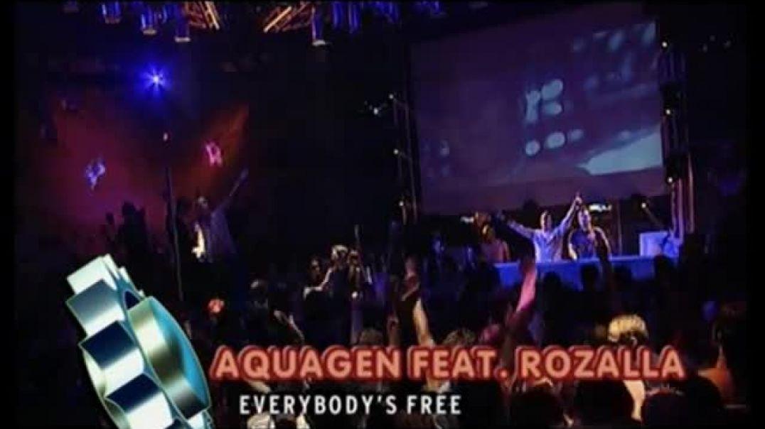 Aquagen ft Rozalla - Everbody's Free ( viva tv )