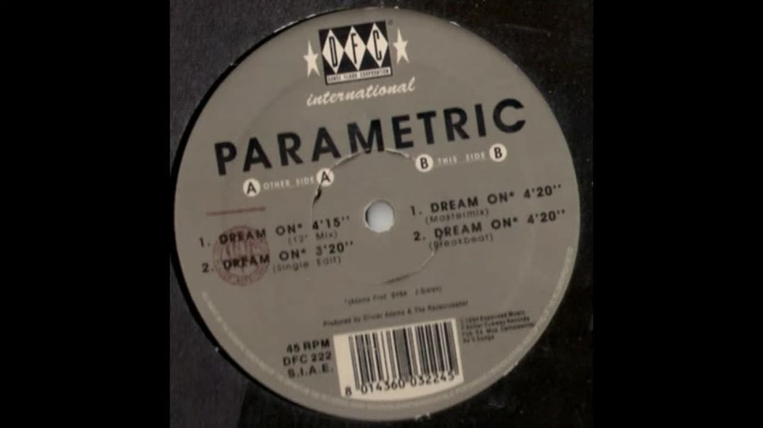 Parametric - Dream On (12'' Mix)