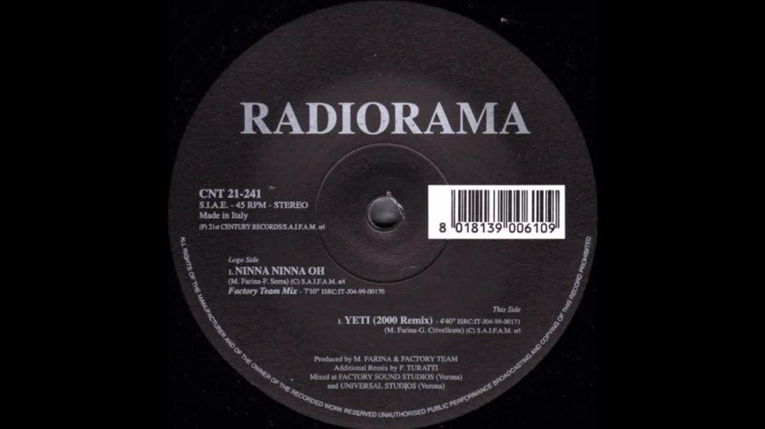 Radiorama - Ninna Ninna Oh (Factory Team Mix)
