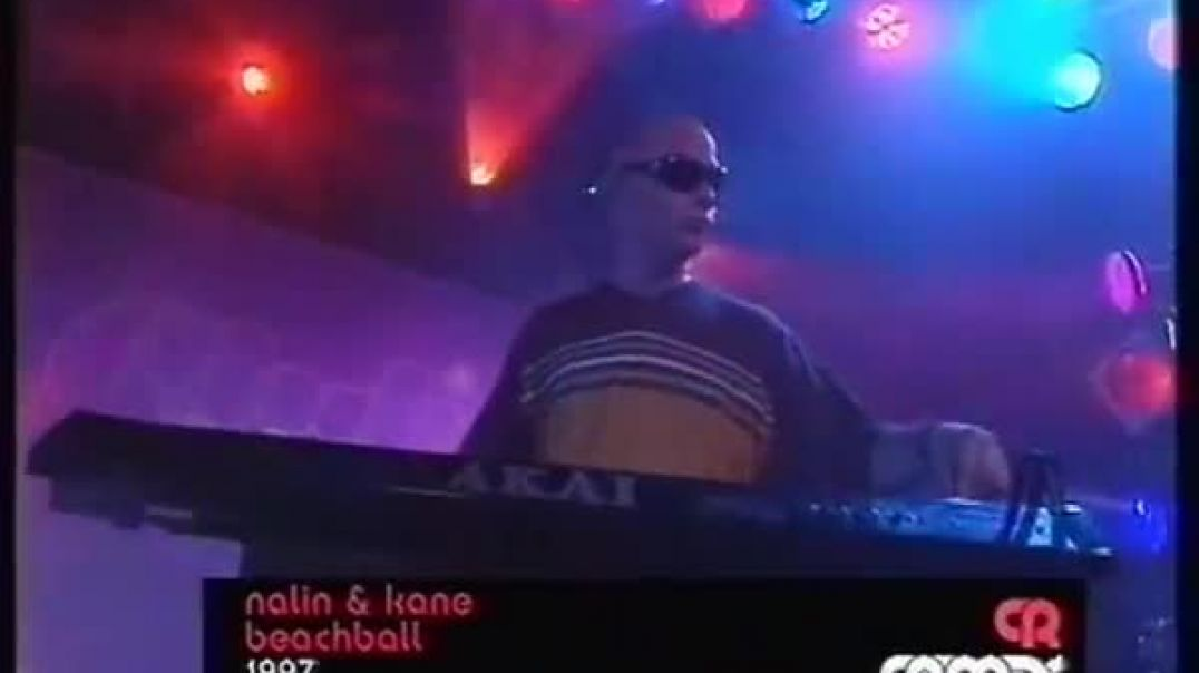 Nalin & Kane - Beachball ( viva tv )