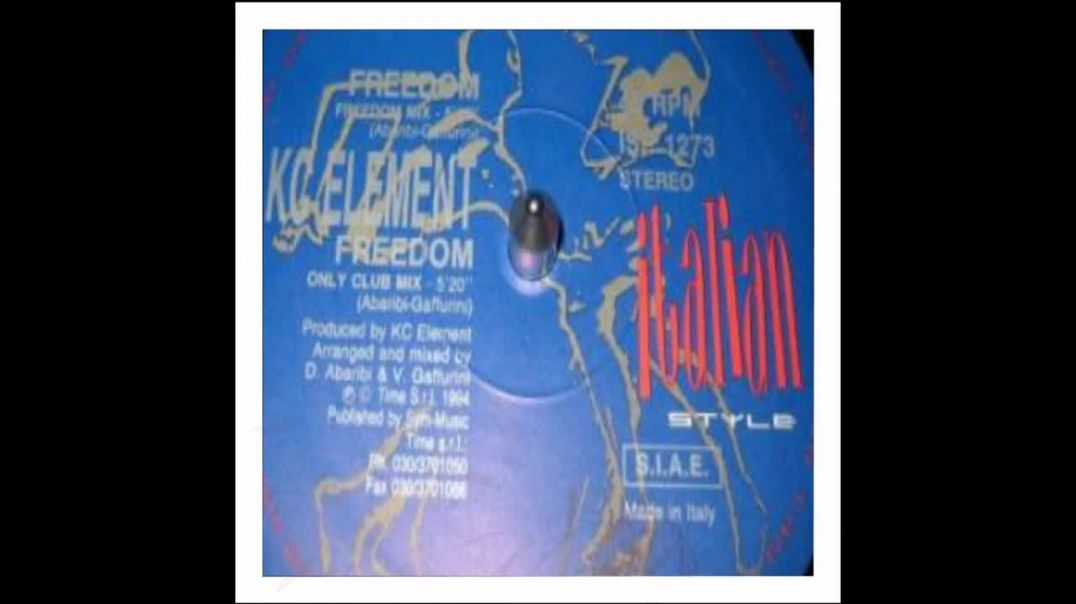 KC Element - Freedom (Club Mix)
