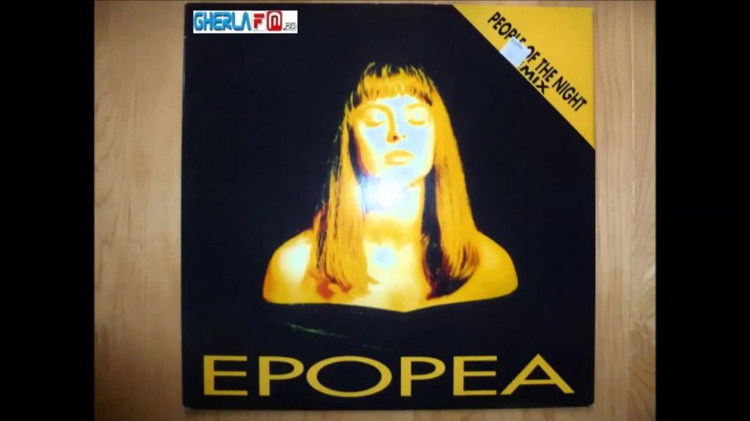 Epopea - People Of The Night (Club Mix)