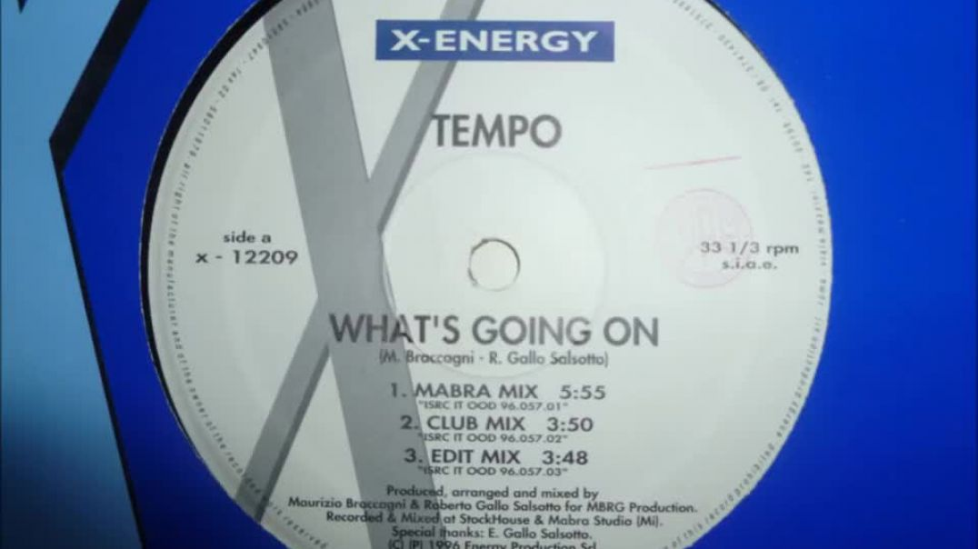 Tempo - What's Going On