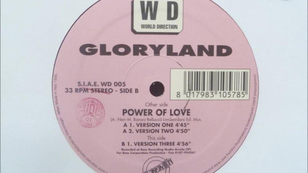 Gloryland - Power Of Love
