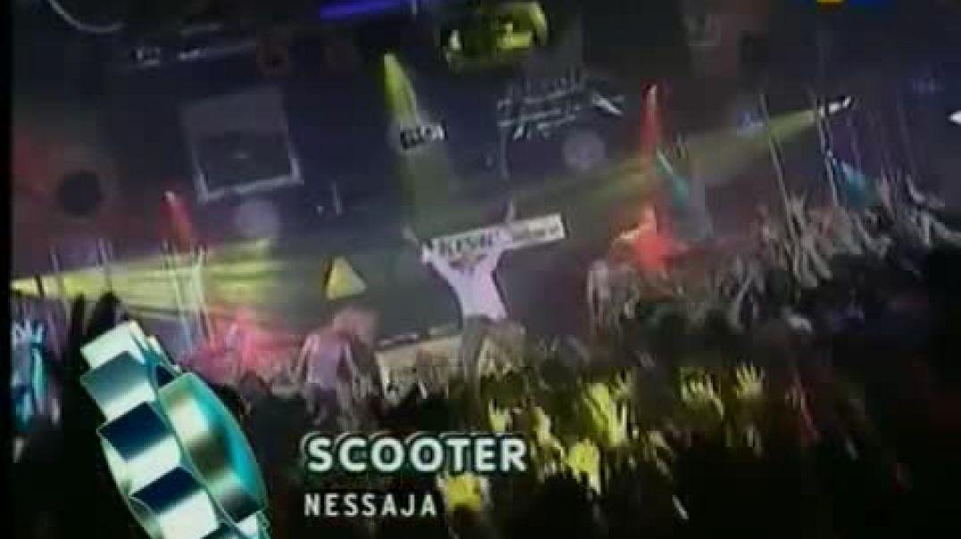 Scooter - Nessaja ( viva tv )