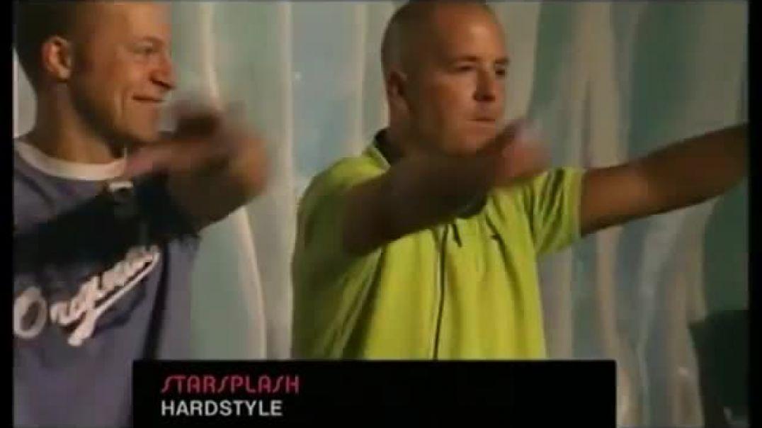 Starsplash - Hardstyle ( viva tv )