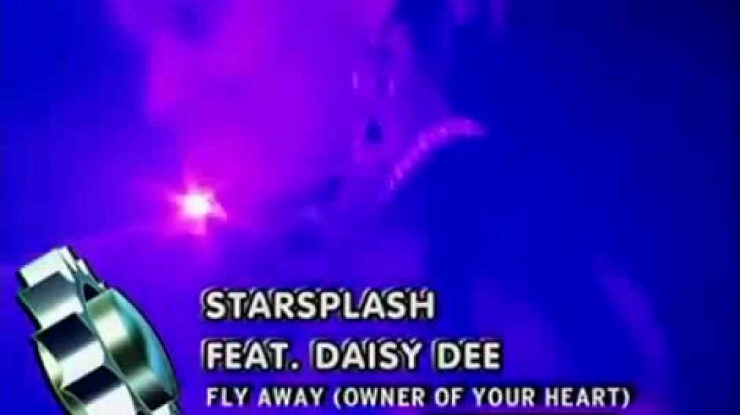 Starsplash ft Daisy Dee - Fly Away ( viva tv )