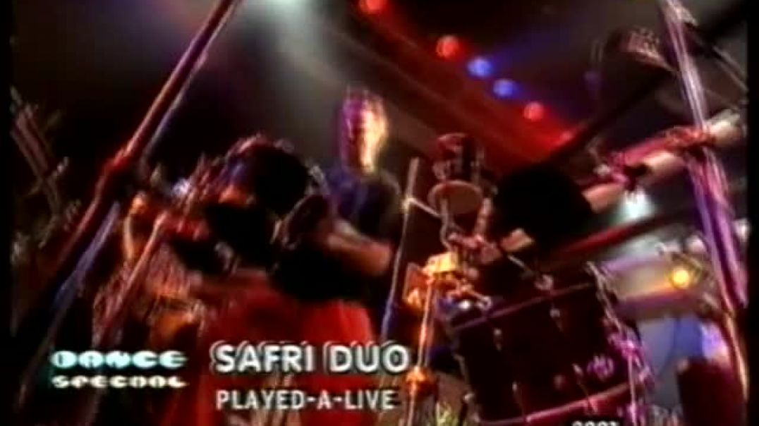 Safri Duo - Played-A-Live ( viva tv )