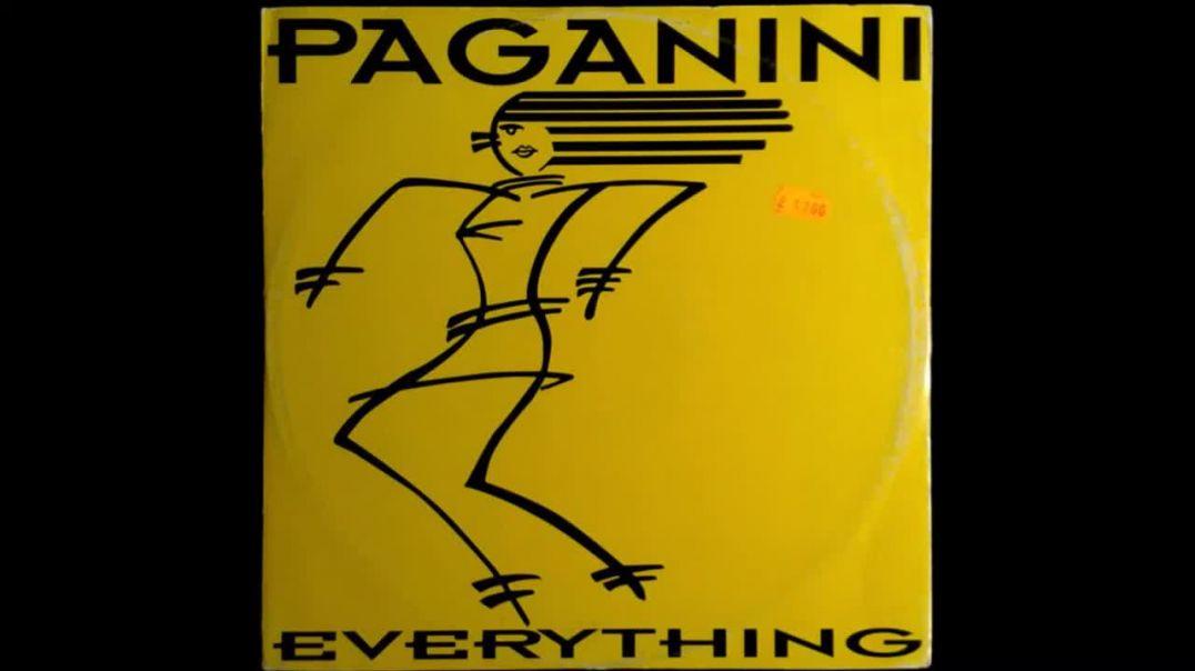 Paganini - Everything (Hawaian Mix)