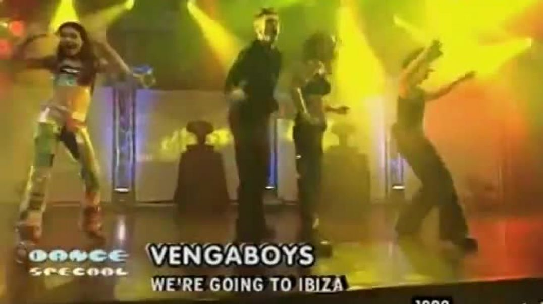 Vengaboys - We're Going to Ibiza! ( viva tv )