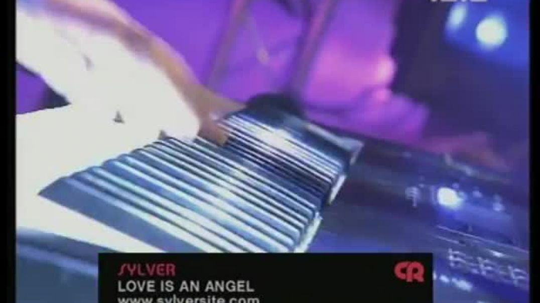 Sylver - Love Is An Angel ( viva tv )