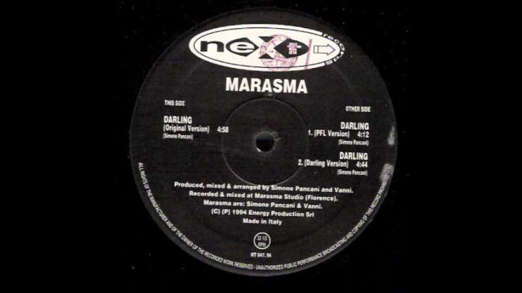 Marasma - Darling (Original Version) (A)