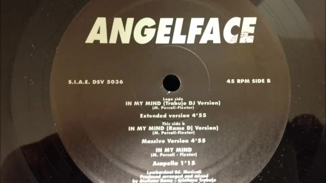 Angelface - In My Mind